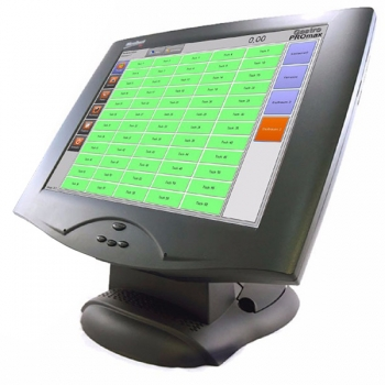 "15"" Micro Touch 3M LCD  TFT Monitor Bildschirm Kassenmonitor Touchmonitor M150 FPD 11-81372-129"