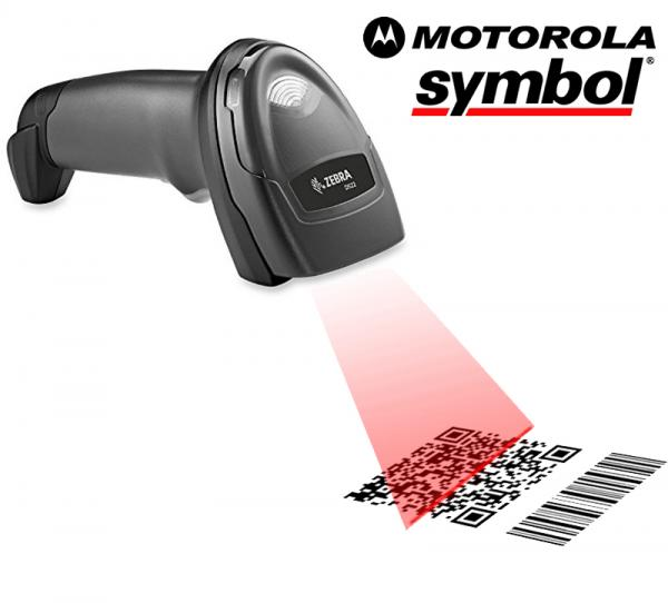 Barcodescanner Symbol Zebra Motorola DS4308 USB 1D +2D WINDOWS 7, 8, 10